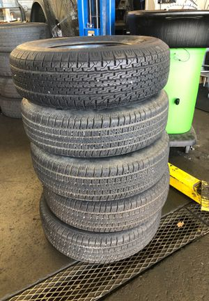 205/75/15 trailer tires for Sale in Poway, CA