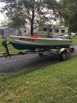 Boat and trailer for Sale in HVRE DE GRACE, MD