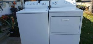 Kenmore electric dryer and washer for Sale in Ceres, CA