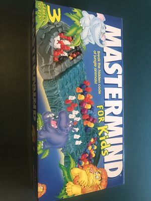 Mastermind Board Game for Kids for Sale in Portland, OR