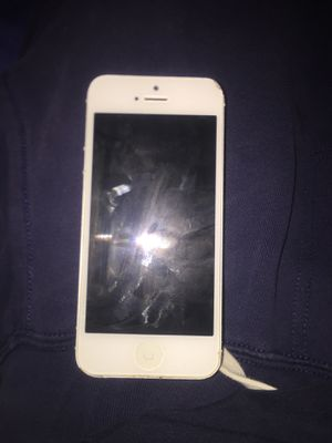 iPhone 5 for Sale in West Somerville, MA