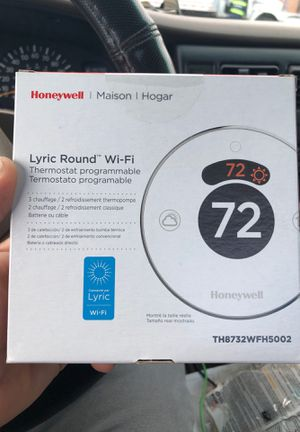 Honeywell thermostat programable for Sale in Springfield, VA