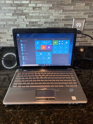 """14"""" HP Pavilion dv4 Laptop with HDMI, Webcam, Windows 10 and Microsoft Office for Sale in Orlando, FL"""