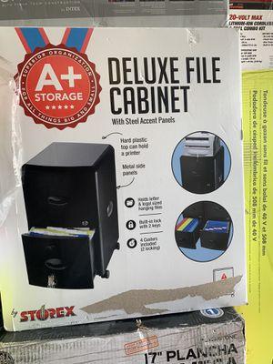 Deluxe file cabinet for Sale in Vernon, CA