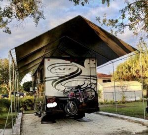 Brand new on sale canopies for boats trucks RVs campers trailers and more for Sale in Tampa, FL