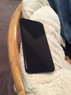 iPhone X 64 black for Sale in Houston, TX