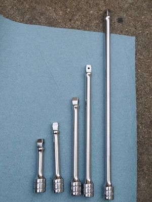 """Snap-on Tools 3/8"""" Drive 5 pieces Wobble Socket Extension Chrome USA for Sale in Chicago, IL"""