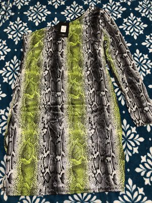 Plus size snakeskin dress for Sale in La Vergne, TN