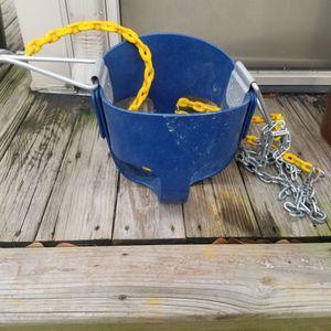 Child Bucket Swing for Sale in Houston, TX