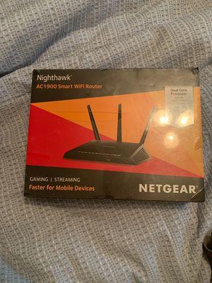 Night Hawk Smart WiFi Router for Sale in Atlanta, GA