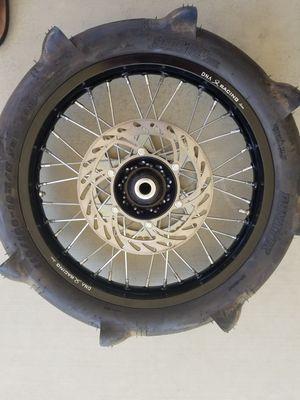 Sand paddle tire / Rim set for Sale in Visalia, CA