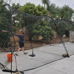 Baseball Batting Cage for Sale in Riverside, CA