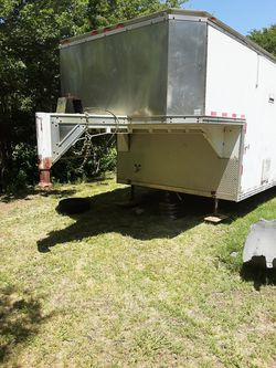 36ft trailer with ramps for Sale in DeSoto,  TX