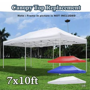 Canopy Top Replacement tent party for Sale in Cerritos, CA
