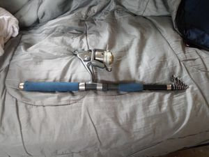 FUJI /AERNOST Fishing pole and reel for Sale in San Diego, CA
