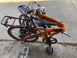 Folding bike for Sale in South San Francisco, CA