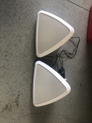 ION Audio Cornerstone Waterproof Wireless Bluetooth Outdoor Speaker for Sale in Clermont, FL