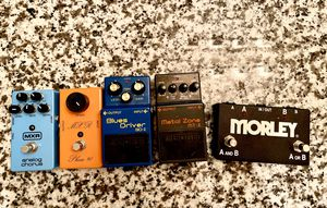 Guitar pedals for Sale in Lutz, FL