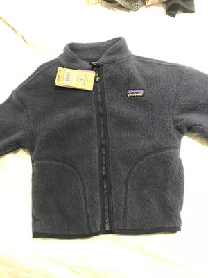 Patagonia blue gray fleece 2T NWT for Sale in Los Angeles, CA