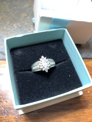 Silver Wedding Ring for Sale in Woodlake, CA