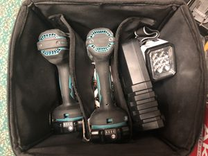 2 PC Combo Kit , Tools-Power Makita in Bag .. Negotiable for Sale in Baltimore, MD