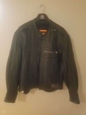 Icon Motorcycle Jacket In Very Good condition for Sale in Clifton, NJ
