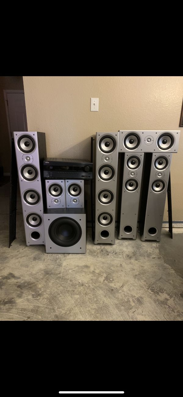 Complete home theater