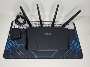 ASUS Dual Band Gigabit WiFi Router (RT-AC87U) for Sale in Glendale, CA