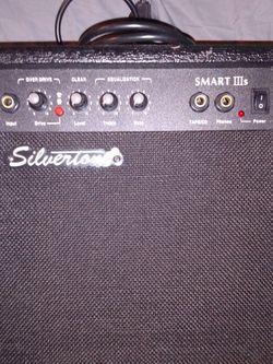 Silver Tone Guitar Amplifier (Pickup Only) for Sale in Belleville,  NJ