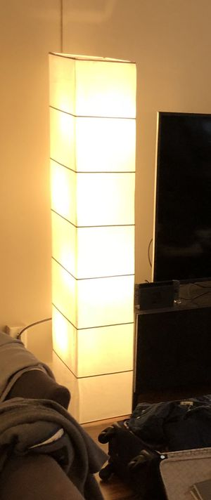 IKEA Rutbo Floor Lamp (2) - $40 (for both) for Sale in San Francisco, CA