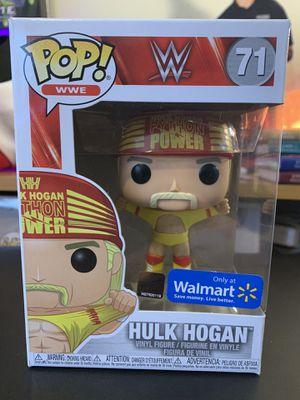 Funko POP! Hulk Hogan #71 Ripping Shirt for Sale in Menomonie, WI