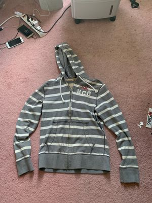 Hollister jacket hoodie medium for Sale in Las Vegas, NV