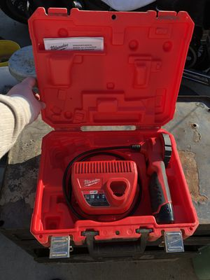 Milwaukee Investigation Camera (never used) for Sale in Tracy, CA