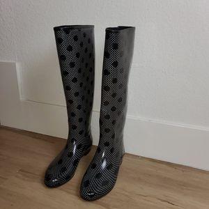 New Henry Ferrera tall rain boots 9 for Sale in Scottsdale, AZ