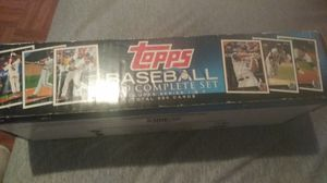 Complete set of 2009 Topps Baseball Cards for Sale in South Houston, TX