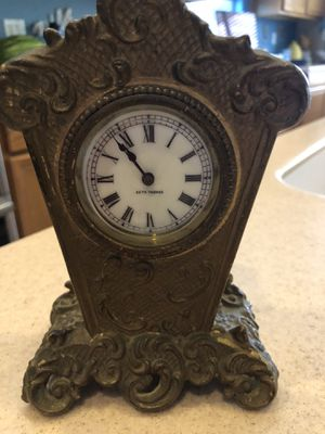 Antique desk clock for Sale in Goodyear, AZ