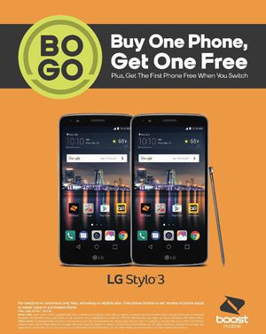 Valley Mall Boost Mobile for Sale in Harrisonburg, VA