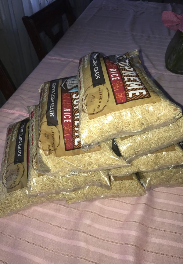 Rice free