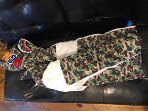 Adidas bape coat for Sale in The Bronx, NY