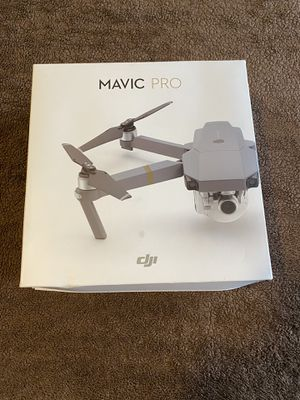 DJI Mavic Pro Quadcopter, Two Batteries, Smatree Hub for Sale in Fort Lauderdale, FL