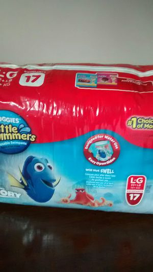 Huggies Swimmer Diapers New Reduced for Sale in Strongsville, OH