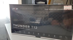 Thunder T12 portable speaker for Sale in San Angelo, TX