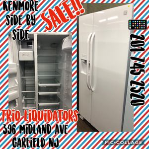 Kenmore Side by Side SALE!! for Sale in Passaic, NJ