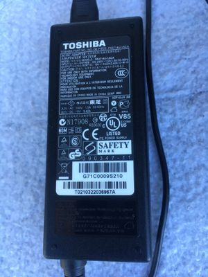 Toshiba Laptop Power/Charger Adapter $10 each for Sale in Cedar Hill, TX