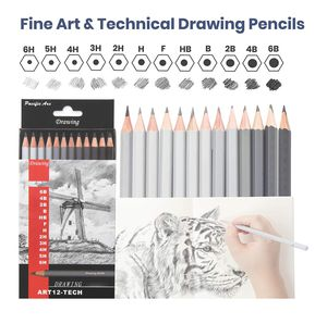 Draw / Sketch Away!! Premium Multi-Use Sketch Pencils for Sale in Frederick, MD