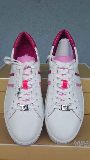 New Authentic Michael Kors Women's Sneakers Size 9.5 and 10 ONLY for Sale in Montebello, CA