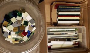 Lot of glass tiles for Sale in Martinsburg, WV
