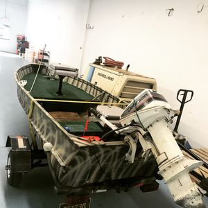 Hunting boat for Sale in Aston, PA