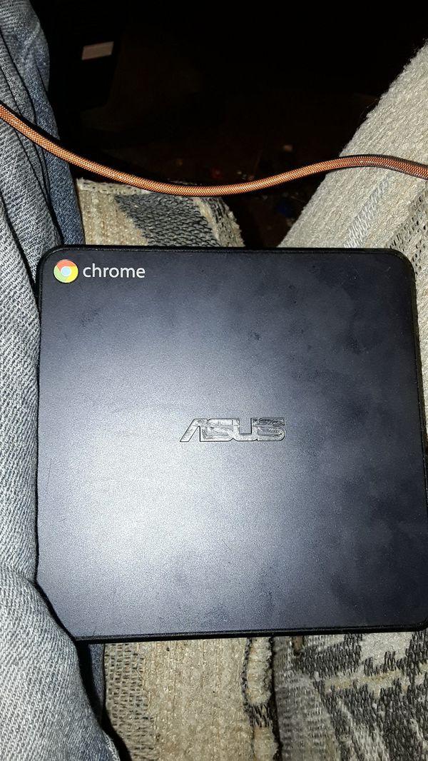 Asus Chromebox cn60
