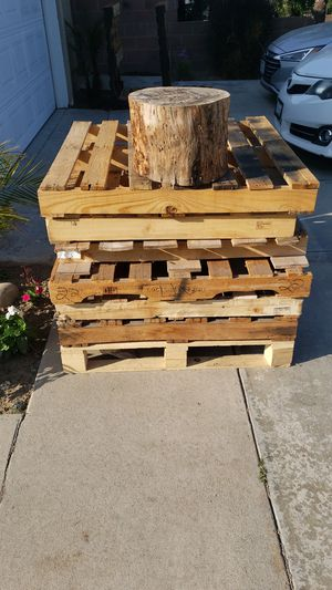 Pallets for Sale in Anaheim, CA